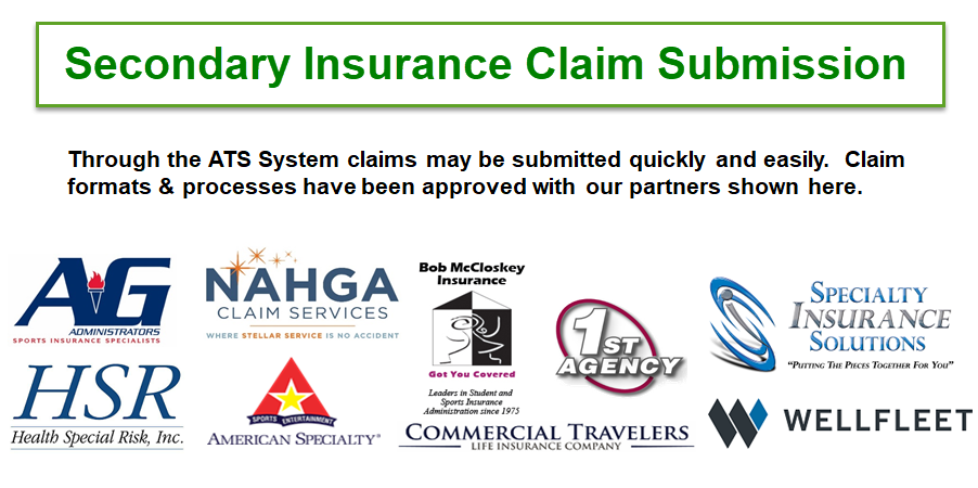 Secondary Insurance Claims
